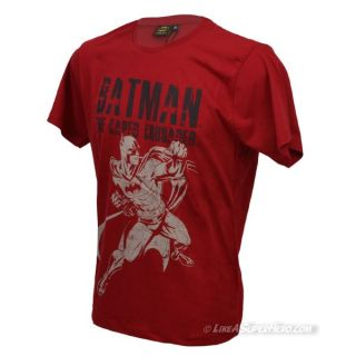 T-Shirt Batman Colored Pose