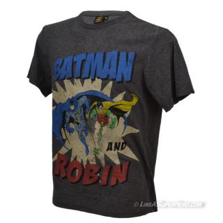 T-Shirt Batman Batman & Robin