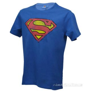 T-Shirt Superman Destroyed Logo