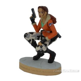 Figurine LARA CROFT Antarctique