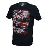 T-Shirt Superman Man of Steel