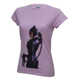 T-shirt Batman Arkham City Catwoman Whip
