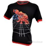 T-Shirt Spiderman rampe