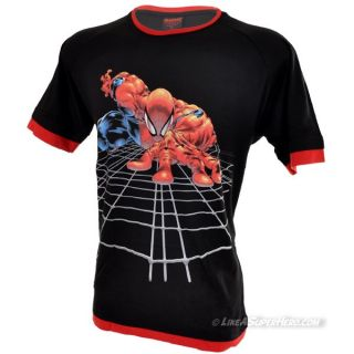 T-Shirt Spiderman Crawl