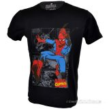 T-Shirt Spiderman Comics
