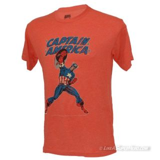 The Avengers - T-Shirt Captain America Fist Pump