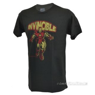 The Avengers - T-Shirt Iron Man Heavy Metal
