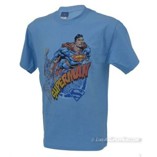 T-Shirt Superman Up Up and Away